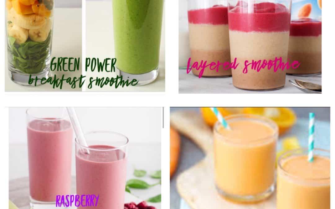 Power smoothies