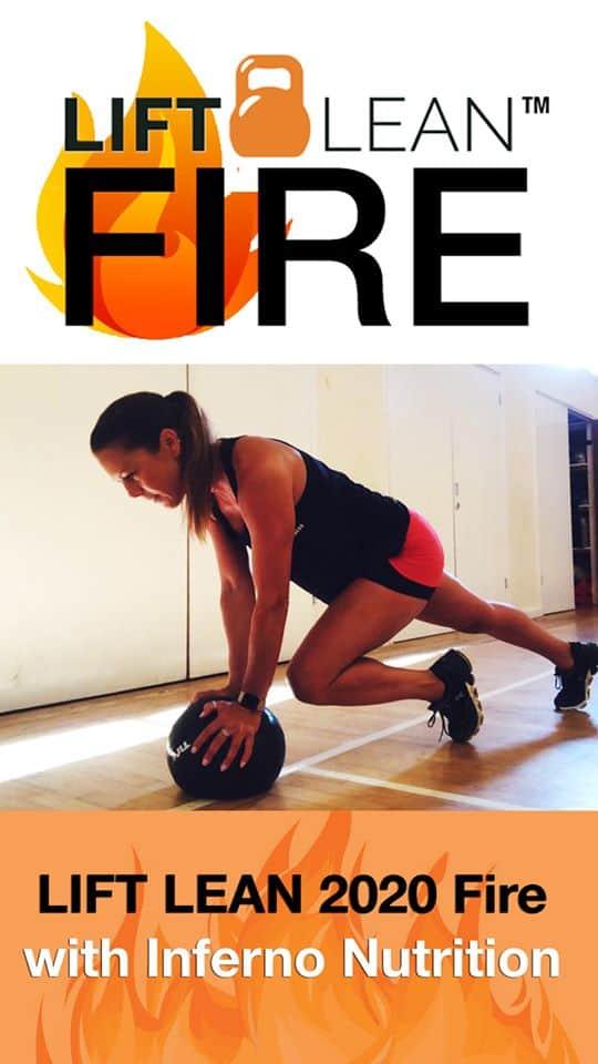 Lift Lean Fire