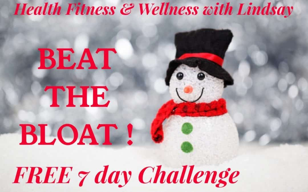 BEAT THE BLOAT – FREE 7 DAY CHALLENGE