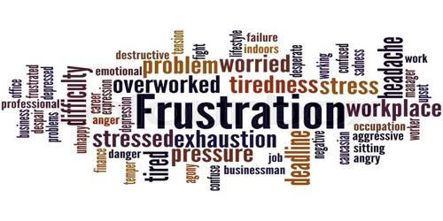 Weekly news & blog – Understanding your triggers & frustrations