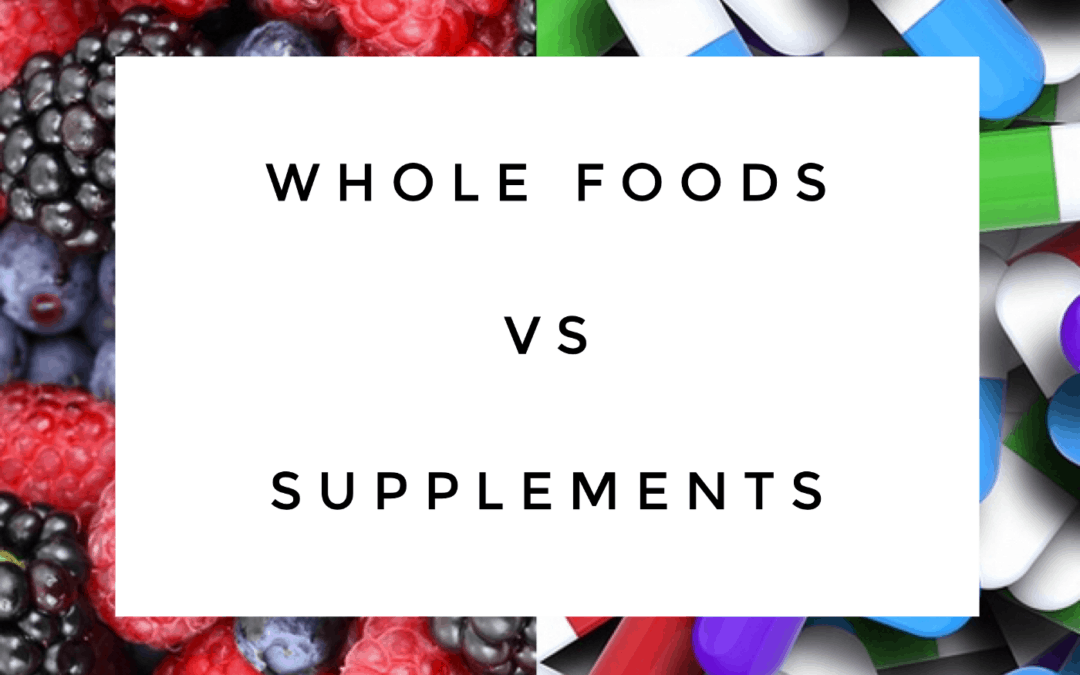 The Minefield of Supplements