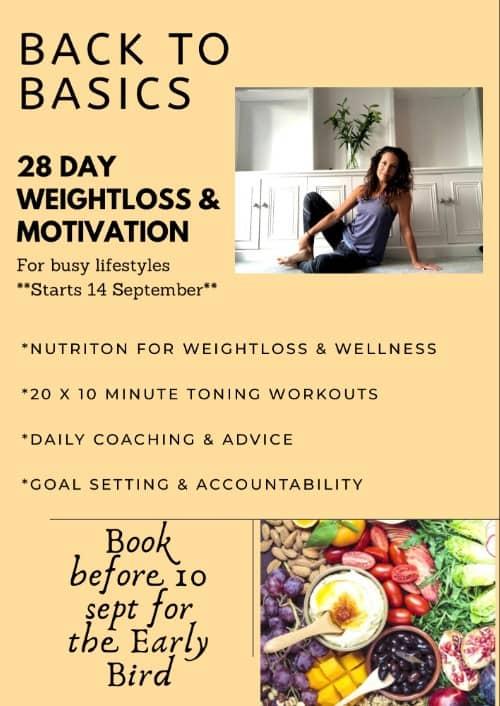 Nutrition & weightloss